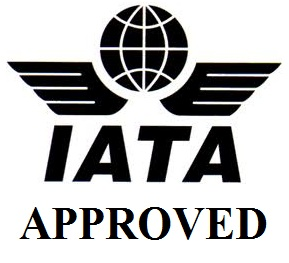 IATA-approved